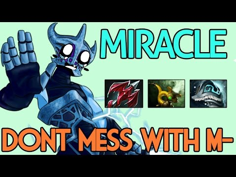 Miracle- Dota 2 : Razor - [Middle] Dont mess with M-