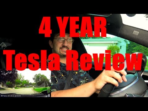 Tesla: My 4 years of Ownership Review