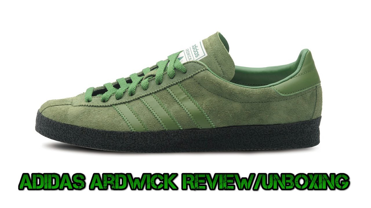 best service b45e0 71624 Adidas ardwick 1500 (unboxingreview) Very rare!