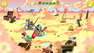 GOLDEN CLOUD CASTLE!! Angry Birds Epic gameplay: Epic Sports Tournament BONUS (video for PewBizz)