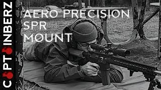 Aero Precision Lightweight SPR Scope Mount (30mm)