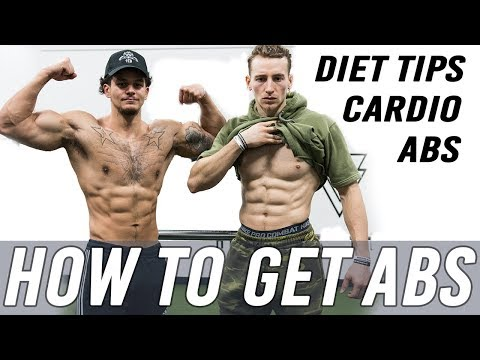 HOW TO GET ABS | DIET TIPS & AB CIRCUIT