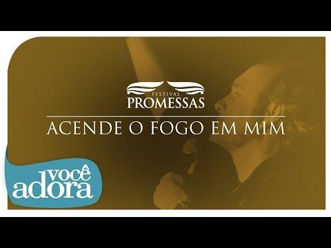 David Quinlan - Acende o Fogo Em Mim (DVD Festival Promessas) [Vídeo Oficial]