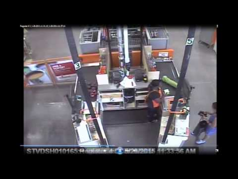 Credit Card Fraud at Home Depot