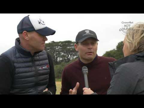 CrownBet National Jockeys Trust Golf Day at Royal Melbourne Golf Club