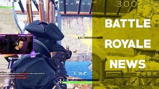 Lower Rate of Fire Bug (Fortnite Frame Rate Issues) - Battle Royale News