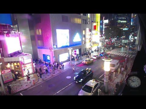 カメラ 渋谷 定点