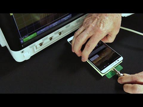 NFC Testing Using an Oscilloscope Part 1: Benchtop R&D Measurements