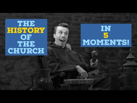 The History of the Church in 5 Moments | Catholic Central