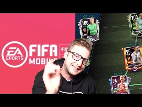 How To Get The FIFA Mobile 20 Beta! Plus Our Full Arsenal Legacy Squad Builder!