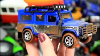 A lot of Cars Toys for Kids Video for Children