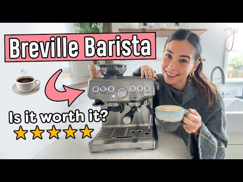 Breville Barista Express Review I How to use, a beginner's guide☕