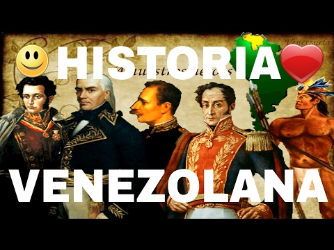 Historia de Venezuela | La verdadera Historia de Venezuela