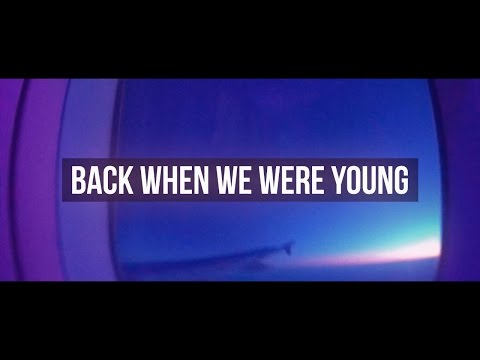 Cosmos & Creature - Young (Lyric Video)