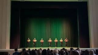 Mississippi College Dance Team- Ain't Nothing Wrong With That