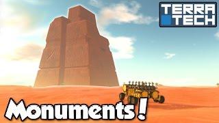 Video GIANT MONUMENT FOUND! - Terratech [Ep.1 - Season 2] - Let's Play TerraTech v0.7 download MP3, 3GP, MP4, WEBM, AVI, FLV Maret 2018