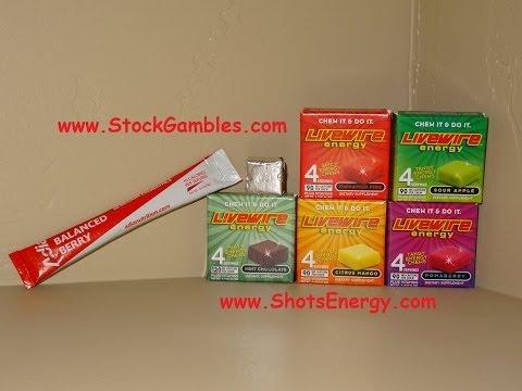 FREE CBD Hemp Oil Cannabis Plus Probiotics & LiveWire Energy Caffeine Chews