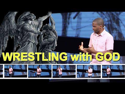 Jacob: Wrestling with God: Sermon