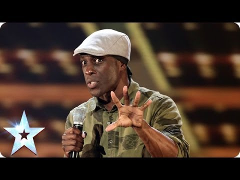 Comedian Toju gives the Judges plenty to laugh about | Britain's Got Talent 2014
