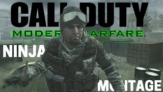 Cod: Modern Warfare Remastered Ninja Montage #1 (Funny moments, Trolls, Ninja defuse, & Many more)!