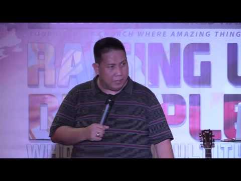 Changing the Spiritual Atmosphere by Bishop Oriel M. Ballano