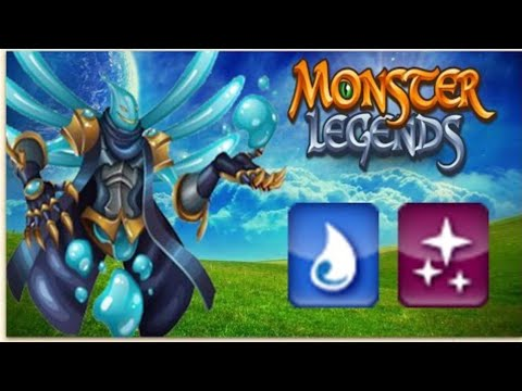 Monster legends How to breed Drop Elemental