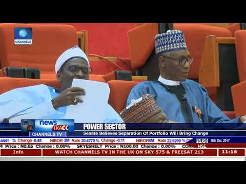 Senate Wants Separate Minister For Ministry Of Power