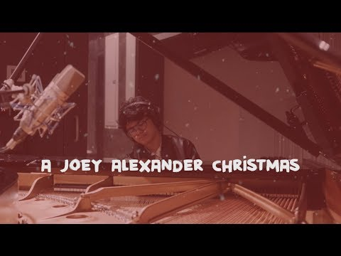 A Joey Alexander Christmas - New EP Out Now Mp3