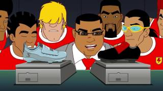 vuclip Supa Strikas - Saison 2 - Épisode 14 - Led Steppin' | Kids Cartoon