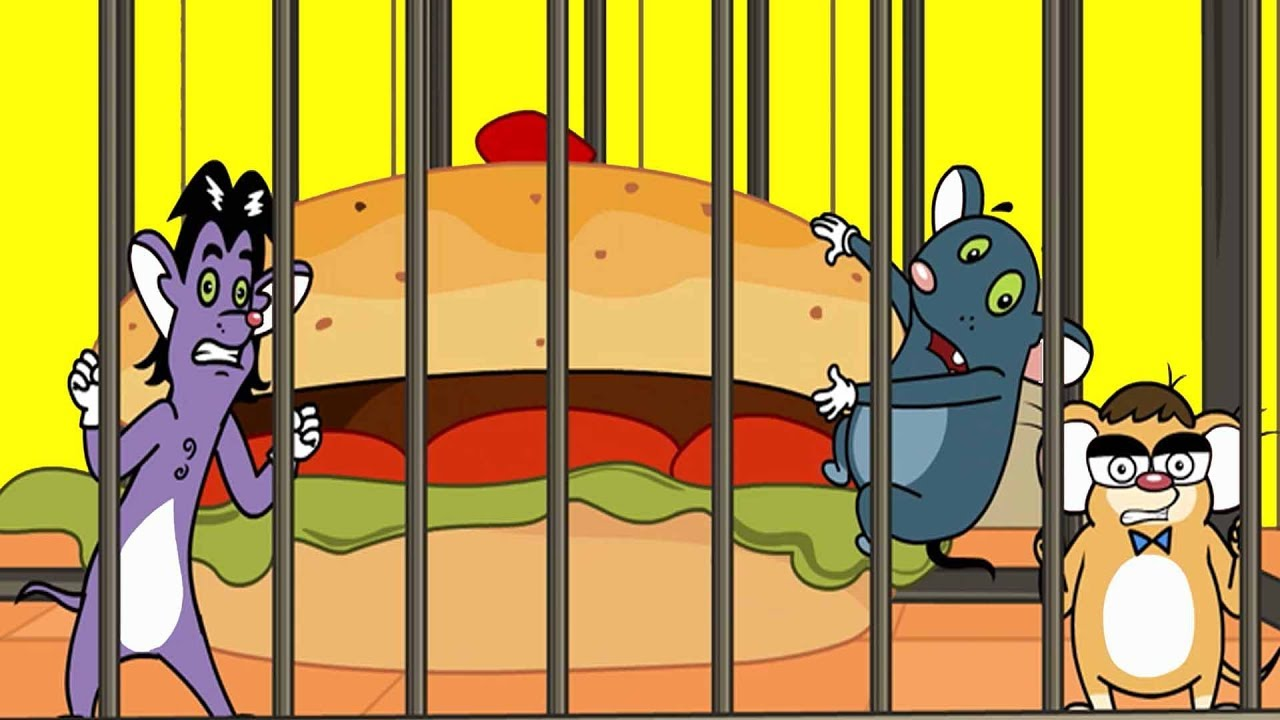 Rat-A-Tat |'Food & Fun Mice Cage Lock Break Food Cartoons NewEp'| Chotoonz Kids Funny Cartoon Videos
