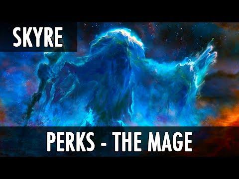 Skyrim Mod: Skyrim Redone Perks - The Mage