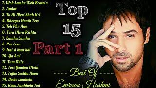 Best of Emraan Hashmi Playlist 2020 | Superhit Jukebox | Audio Hindi Sad Love Songs Collection 2020
