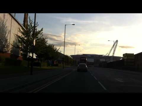 Road Trip to Wembley