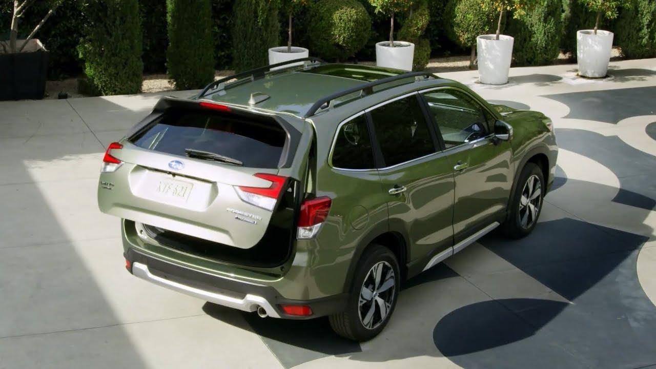 2019 Subaru Forester Review You