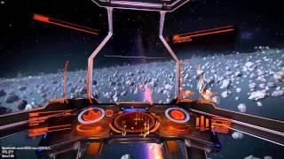 31st COG Elite Dangerous Dahan Asteroid Belt Combat