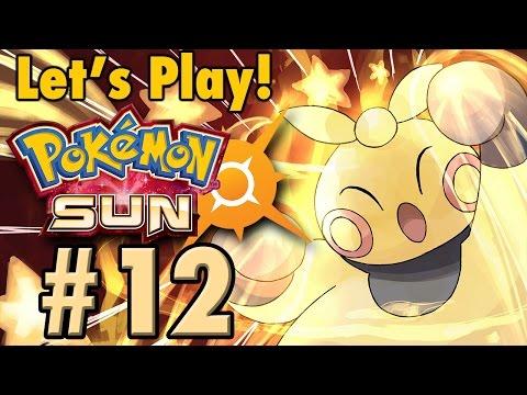JWittz Plays Pokemon Sun Part 12 - Fists of Fury