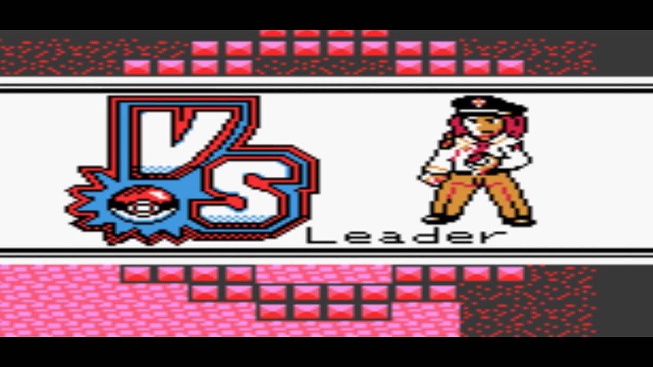 760704939d90 Pokemon Prism - 16th Gym Leader - Silver - YouTube