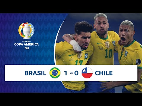 Brazil Chile Goals And Highlights