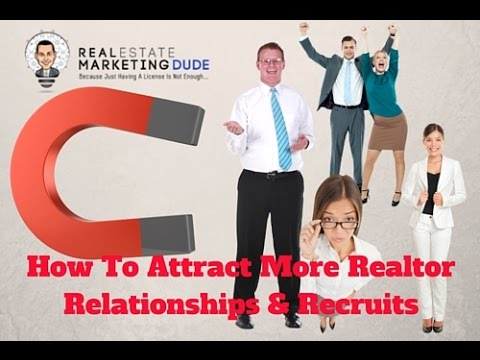 How To Build Relationships With Realtors-Real Estate Marketing