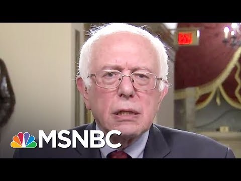 Bernie Sanders: GOP Is Now A Right-Wing Extremist Party | All In | MSNBC