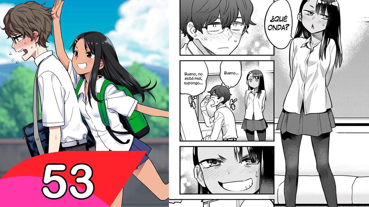 Please Don T Bully Me Nagatoro Manga Español Capitulo 53 Gravity29 Youtube