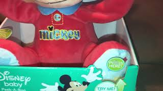 MICKEY MOUSE DISNEY BABY  MUSIC AND SOUNDS FUN