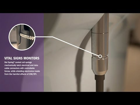 EMI Shielding Springs for Medical Diagnostic Equipment