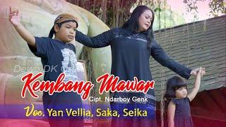Download lagu DK Family (Bunda Yan, Saka & Seika) Album Perdana Kembang Mawar