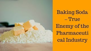 Baking Soda – True Health Benefits of Bath with Baking Soda of the Pharmaceutical Industry