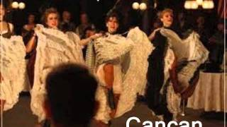 Cancan (Offenbach.). : Midnight In Paris