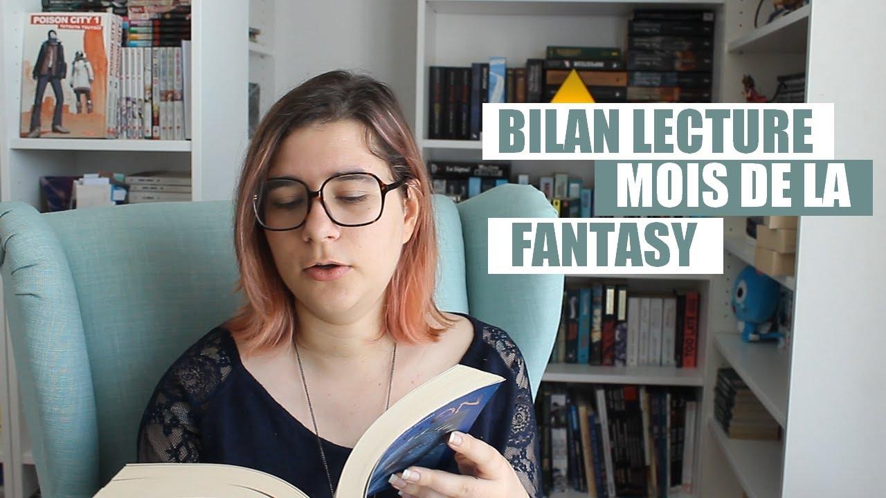 BILAN MOIS DE LA FANTASY
