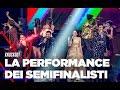 Download lagu I Semifinalisti cantano Caparezza -  TVOI 2019