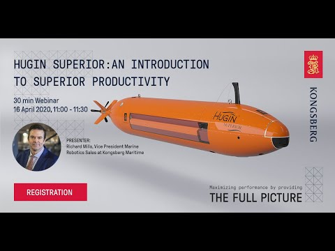 Webinar - HUGIN Superior: An introduction to superior productivity