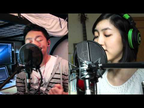 Paul Chang ft. Leena Cho - Holding My World (Kristian Stanfill cover)